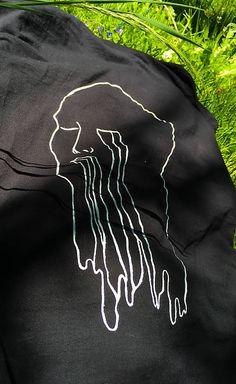 becreativespace / Zasnené tričko - MINDLESS Nike Logo