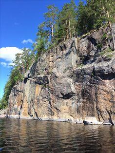 Rocks. Kolovesi nationalpark. Cayaking. Paddling. Finland. Silence. Peaceful. Amazing nature