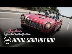 Jay Leno Drives A 1964 Honda S600 With A CBR1000RR Motorcycle Engine – Engine Swap Depot