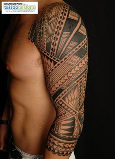 Check Out 25 Half Sleeve Tattoo Designs For Men. Half sleeve tattoo designs for men have reached the top of their popularity in a big way nowadays. Tribal Tattoo Designs, Polynesian Tattoo Designs, Tribal Tattoos For Men, Tattoos For Guys, Cover Up Tattoos For Men, Couple Tattoos, Full Sleeve Tattoo Design, Half Sleeve Tattoos Designs, Full Sleeve Tattoos