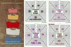 Pattern graph of basic crochet yoke for dress. Col Crochet, Gilet Crochet, Crochet Fabric, Crochet Girls, Crochet Diagram, Crochet Chart, Crochet For Kids, Crochet Stitches, Diy Crafts Crochet