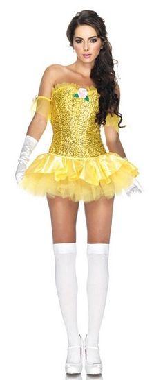 enchanting beauty sexy costume - Beauty Halloween Costume