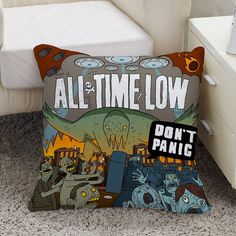All Time Low Dont Panic All Time Low To Live And Let Go by charmug