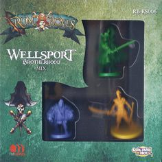 Rum & Bones: Wellsport Brotherhood Mix