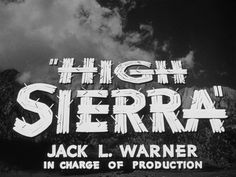 1941 Raul's Walsh film