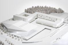 Galeria de Centro de Convenções da SwissTech + Residência Estudantil / Richter Dahl Rocha & Associés - 43