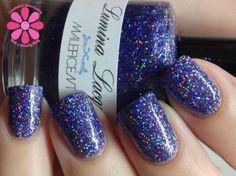 Lumina Lacquer Maleficent