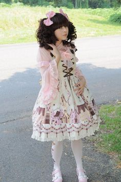 A Sweet Slice of Lolita