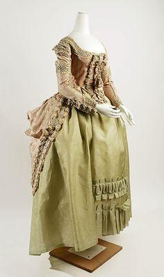 Dress, 1778–1780.