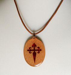 santiago way necklace