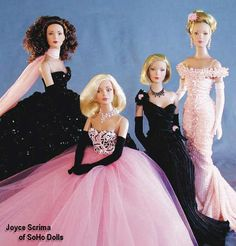 Premiere Issue of High Maintenance, free imag devoted to Barbies and Fashion Dolls