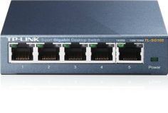 TP-Link TL-SG105 5-Port Desktop Gigabit Switch w/ IGMP Snooping $15 + $10 Shipping - http://slickdeals.co.nz/deals/2014/1/tp-link-tl-sg105-5-port-desktop-gigabit-switch-w-igmp-snooping-$15-plus-$10-shipping.aspx