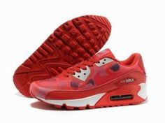 lowest price 1d3d5 8948c ... Nike Air Max 90 Prem Cinta rojo  blanco httpwww.esnikerun ...
