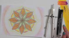 Hawai Mandala tekenen / ontwerpen - YouTube