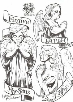 Angel Forgive