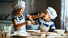 Find Happy Family Funny Kids Preparing Dough stock images in HD and millions of other royalty-free stock photos, illustrations and vectors in the Shutterstock collection. Baking Recipes For Kids, Dessert Recipes For Kids, Baking With Kids, Fun Desserts, Junk Food, Family Night, Happy Family, Family Kids, No Bake Cookies