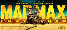 Image result for mad max poster fury road