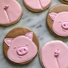 "AmericanTraditionCookieCutters on Instagram: ""@hattenbatter"" Decorated Cookies, Cookie Decorating, Sugar Cookies, Creative, Fun, Inspiration, Instagram, Design, Biblical Inspiration"