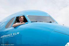 Koning Willem-Alexander onthulde in een interview dat hij 20 jaar als piloot voor KLM gevlogen heeft