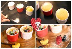 Ricette e Segreti in Cucina : Ricetta Soufflé alla vaniglia