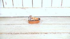 Vintage tan brown Southwestern style  leather belt/leather boho festival belt/xsmall/small by GreenCanyonTradingCo on Etsy