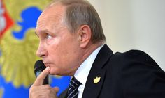 Putin says the West can 'screw themselves' over Russian sanctions