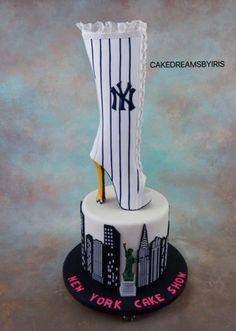 New York Cake Show - Cake by Iris Rezoagli