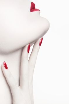 New Nails  Revlon celebrates its 80th anniversary with a new range of nail enamels, shot by Sølve Sundsbø