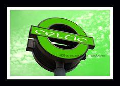 Celtic, tube station print or canvas print  | eBay