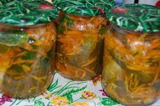 Салат из переросших огурцов