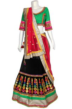 Latest designer Chaniya Choli for Navratri #Garba #Dance #Navratri #Festival #Rajwadi #ChaniyaCholi #NewArrival #grabit #Navratricollection #Navratri2015
