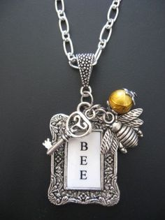 Bee Jewelry Keeper of the Bees