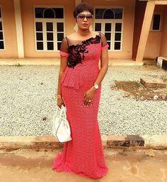 Style of life....@ifychuma1's dress by @divalukky #dressinspiration #style #tradlook #details #like4like #instalove #picoftheday #rockit