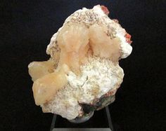 Mineral Specimen - Stilbite, Mordenite - Jalgaon, Maharashtra, India - Geology - NearEarthExploration