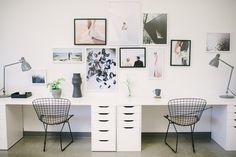 Photography : Whitney Krutzfeldt Photography Read More on SMP: http://www.stylemepretty.com/living/2017/03/22/this-studio-is-an-entertainers-dream-space/