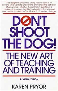 Don't Shoot the Dog: