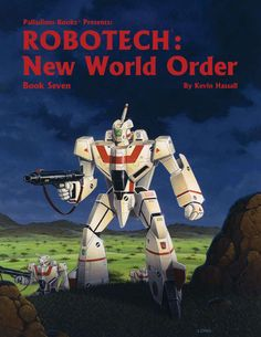 Robotech® New World Order, 1995 Edition - Palladium Books | Robotech RPG | DriveThruRPG.com