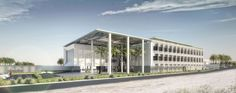 Grand Théatre de Rabat / Zaha Hadid Architects ZHA  