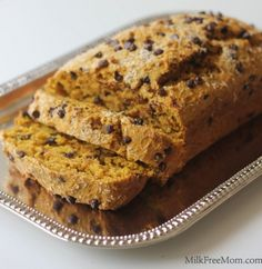 Lots of great dairy free recipes on this website!!