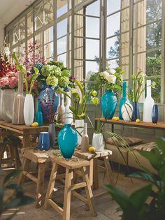 Lovely new vase collection from Villeroy & Boch - www.villeroy-boch.co.uk