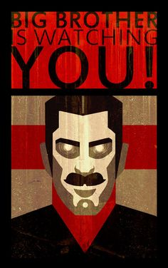 Ingsoc by ~OpalLynn on deviantART    1984 by George Orwell is one of my favorite books. Though very dry at certain points, I love how well-written the plot line is, with the terrible message of fallen hope making me fear for my own well-being. That single, resisting inch... It can be taken away, especially when we least expect it... For Big Brother is watching...