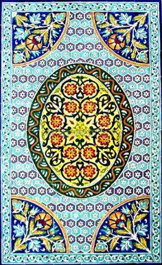 Large Decorative Ceramic Tiles Decorative Ceramic Tiles Mosaic Panel Handtunisiandecor