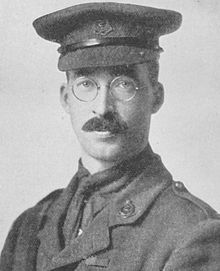 .Frederick Alexander Caron Scrimger, the third Canadian to win a Victoria Cross for tending to wounded men after the farm he was stationed at came under heavy fire . Once he couldn't take the wounded any farther, he stayed with them till help could be found. This occured on 25 Apr 1915 Information received from Martin Gilbert's 'The First World War' published by Henry Holt' Picture courtesy Wikipedia