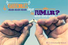 ¿Quieres dejar de fumar? Te dejo unas pautas que seguro que te ayudan. ¡ ánimo! #frases #quotes