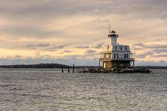 Long Beach Light | Long Beach Bar Lighthouse | Flickr - Photo Sharing!