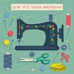 Staying with the Dot Com Gift Shop  come this range of sewing related gifts - perfect for fans of the Sewing Bee television series which h...