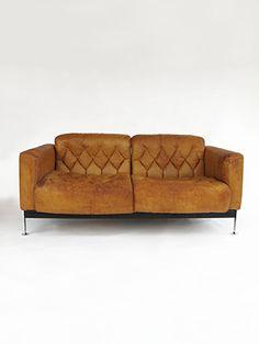 Haussmann Robert and Trix 1954 Sofa RH 302 Vintage Furniture, Furniture Design, Sofa, Couch, Contemporary Design, Objects, Modern, Home Decor, Settee