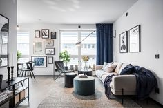 Un appartement neuf en noir et blanc - PLANETE DECO a homes world
