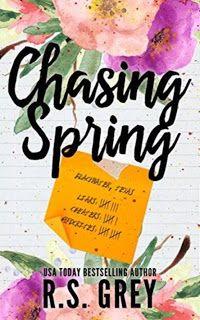 Pasa al blog para descargar tu libro Chasing Spring - R.S. Grey (ePub mobi) http://ift.tt/2unK7YQ   Sinopsis:  Pensé que había dejado atrás Blackwater Texas para siempre. No pertenecía en el pequeño pueblo pero mi papá no escuchó. Me arrastró de vuelta a casa en su camioneta golpeada y soltó una bomba en el camino: Chase Matthews se iba a mudar con nosotros. Él era el chico dorado de mi secundaria mi antiguo mejor amigo y la ultima persona con la que quería dormir enfrente del pasillo. Su…