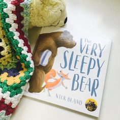 READ: The Very Sleepy Bear by Nick Bland. This is his brand new book in The Bear series.  Poor Bear he is SO tired and just wants to go to sleep for the winter. Sneaky Fox though has other plans he wants Bear's cave too! Bear does not realise this and follows the almost real estate agent like Fox from one inappropriate dwelling to the next.  Winter had come early and Bear was running late. He was feeling very sleepy it was time to hibernate.   He hurried down the mountain past the icy rocks…